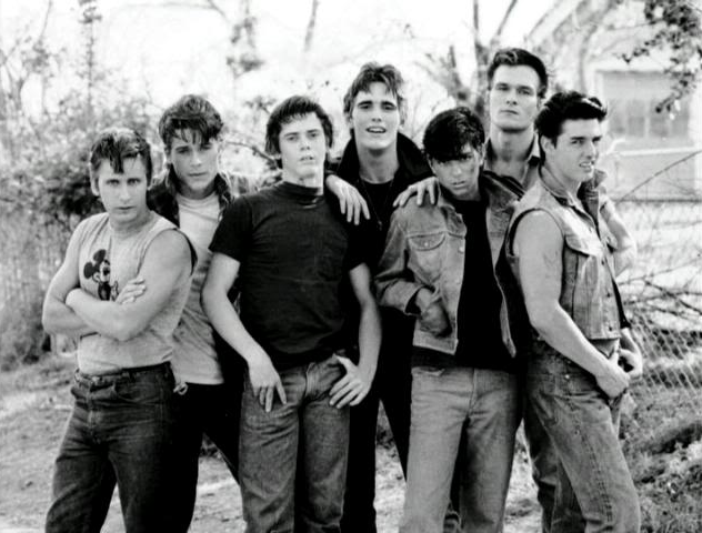 55 images about the outsiders on We Heart It | See more about the