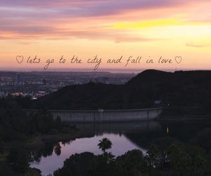 quote, city, and summer image