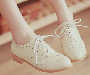 shoes, vintage, and cute image