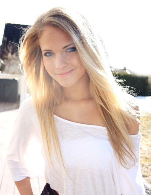Pretty Girls With Blonde Hair Wrwejwt On We Heart It