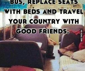 bus, country, and world image