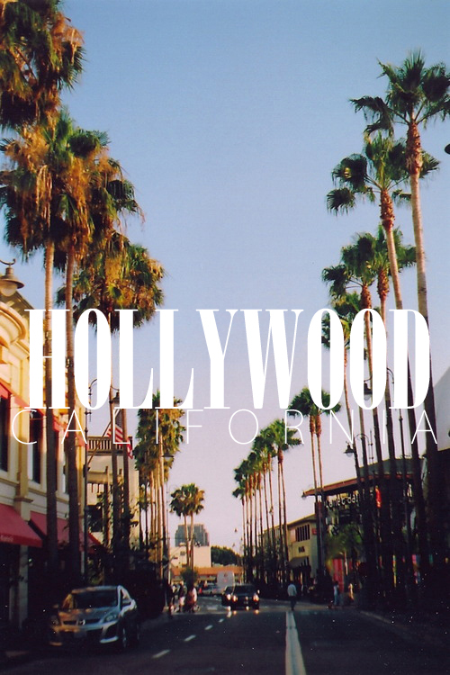Hollywood Via Tumblr Shared By Forever Young