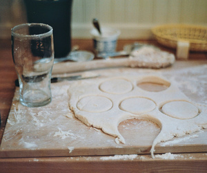 food, photography, and Cookies image