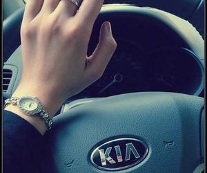 hand, watch, and بنت image