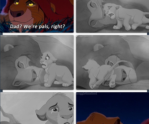 crying, death, and disney image