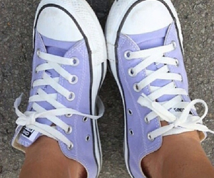 all star, converse, and pastel image