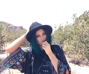 kylie jenner, grunge, and tumblr image