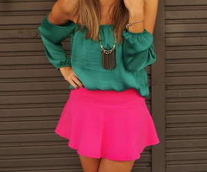 skirt, clothes, and fashion image