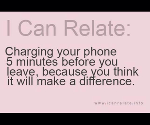 charge, relatable, and funny image