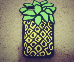 fruity, girly, and pineapple image