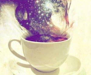 cafe, galaxia, and perfeito image