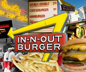 burgers, yummy, and california image