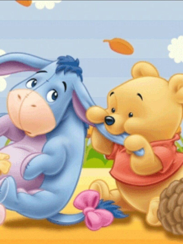 Winnie The Pooh Shared By Amanda On We Heart It