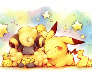 pokemon, pikachu, and kawaii image