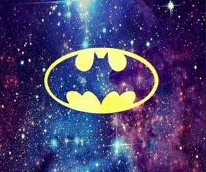 batman and galaxy image