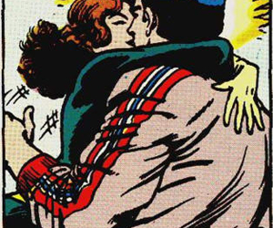 80s, kitty pryde, and colossus image