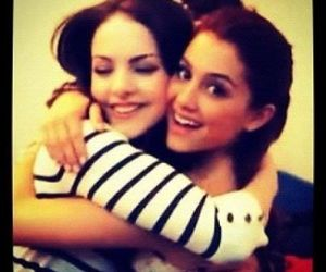best friends, eliana, and victorious image