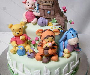 cake and piglet image