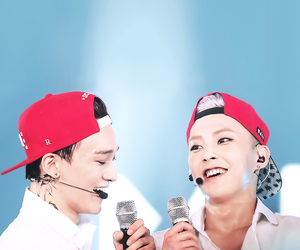 Chen, exo, and smile image
