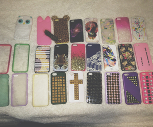 iphone, studs, and tribal print image