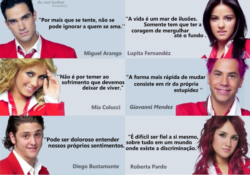 26 Images About Rebelde On We Heart It See More About
