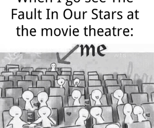 the fault in our stars, funny, and movie image