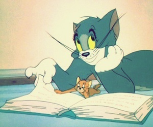 tom and jerry, Jerry, and Tom image