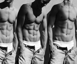 abs, fit, and boys image