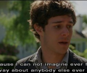 quotes, the oc, and adam brody image