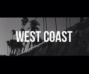 west coast, lana del rey, and love image