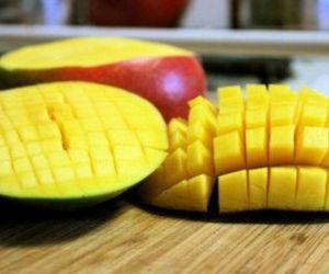 food, mangue, and summer image