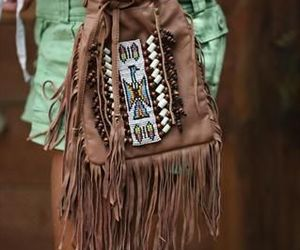 bag, fashion, and boho image