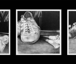dance, shoes, and twirl image