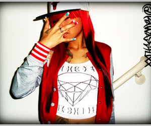 swag and red hair image