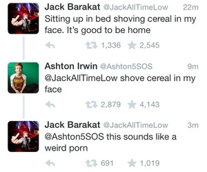 all time low, tweet, and 5sos image