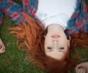 girl, Plugs, and hair image