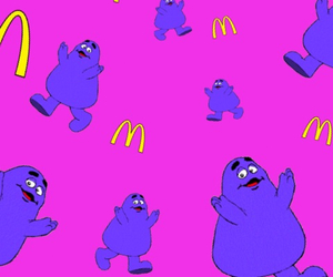 wallpaper, background, and McDonalds image