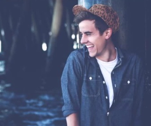 boy, connor franta, and youtube image