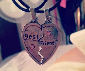 best friends, guys, and bff image