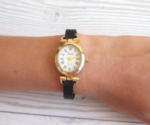 leather accessories, wrist watches, and women's watches image