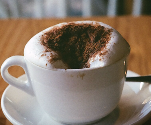 coffee, cappuccino, and cup image