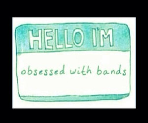 obsessed and bands image