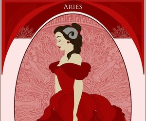 aries and signos image