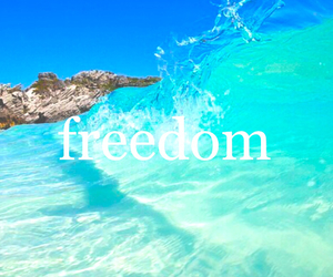 freedom, lovely, and summer image