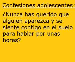 confesiones adolescentes and love image