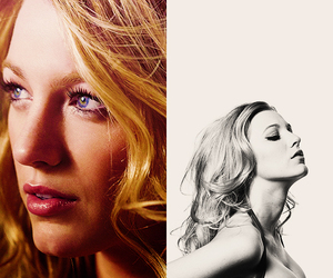 blake lively and gossip girl image