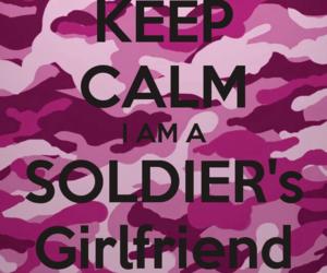 camo, keep calm, and military image