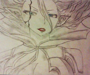 drawing, fairy tail, and fanmade image