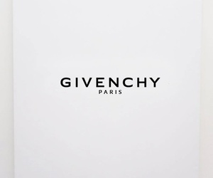 Givenchy, fashion, and paris image