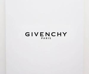 Givenchy, fashion, and paris image